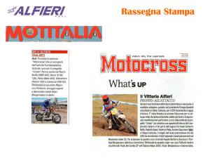 Resoconto Alfieri 2011-12