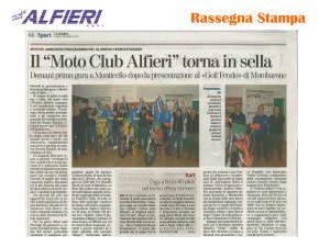 Resoconto Alfieri 2011-13