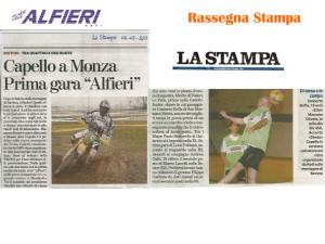 Resoconto Alfieri 2011-15