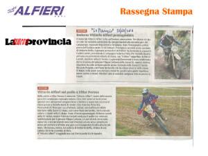 Resoconto Alfieri 2011-16