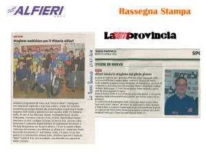 Resoconto Alfieri 2011-17