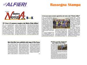 Resoconto Alfieri 2011-22