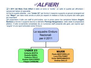 Resoconto Alfieri 2011-8